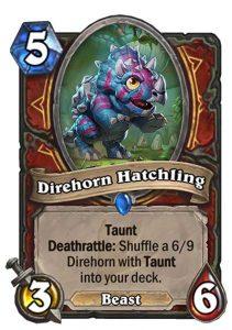 Direhorn-Hatchling-ungoro-dailyblizzard