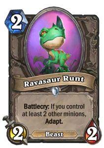 Ravasaur-Runt-ungoro-dailyblizzard