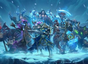 Knights of the Frozen Throne Daily Blizzard