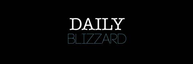 logotwitter daily blizzard