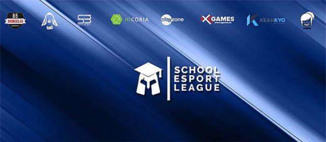 School Esport League thumb